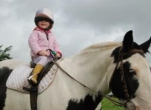 Pony Riding Experience for a Small Kid