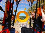 Zorbing & Zipwire Combo Experience for Child