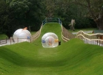Zorbing & Zipwire Combo Experience Family Pack - 2 Adults, 2 Children