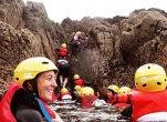 Coasteering Experience with Adventure West