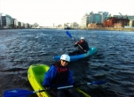 The Islandbridge Escape - Liffey Kayaking in Dublin