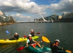 City River Trips - Liffey Kayaking Gift Voucher for Two