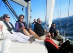Half Day/Evening Charter for up to 12 people - Go Sailing Dublin Bay