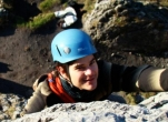 Abseiling and Rock Climbing Adventure