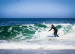 Surfing Lesson - Ride the waves of Atlantic Ocean