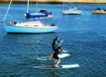 Stand Up Paddle Boarding for Two in Dublin