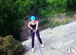 Full Day Outdoor Rock Climbing Sessions for Two