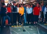 Shuffleboard and Action Target Experience for Two in Monaghan