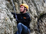 Rock-climbing & Abseiling Session with Adventure West