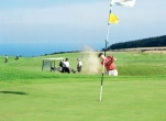 Golf Executive Package - Weekend at the Lakeside Lounge and Bar for Two