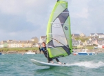 Introduction to Windsurfing: half day