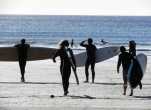 Surfing Adventure in Co Clare: half day for Two