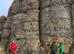 Half Day Outdoor Rock Climbing Sessions in Co. Clare