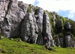 Half Day Outdoor Rock Climbing Sessions in Co. Clare for Two