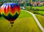 VIP exclusive Hot Air Ballooning over Ireland - Weekdays Voucher - Four People