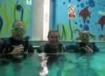 Become a Qualified Diver: PADI Open Water Referral – Holiday Option
