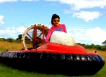 Hovercraft Racing Challenge - Athboy Hovercraft Centre