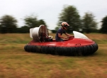 Hovercraft Racing Challenge for Two