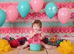 Cake Smash Photography and Portrait Session Bundle for Babies and Children